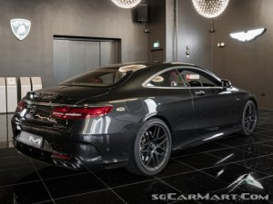 Mercedes-Benz S-Class S63 Coupe AMG