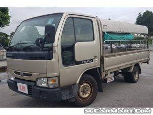 Nissan Cabstar G (COE till 02/2021)