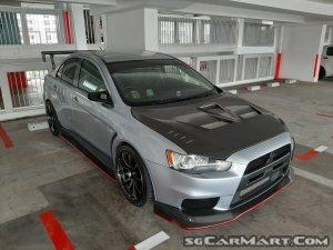 Mitsubishi Evolution 10 GSR (COE till 11/2028)