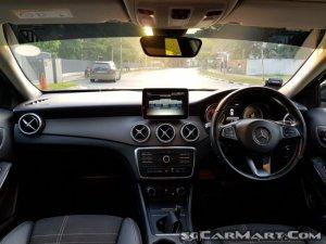 Mercedes-Benz GLA-Class GLA180