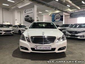 Mercedes-Benz E-Class E250 CGI Avantgarde (New 10-yr COE)