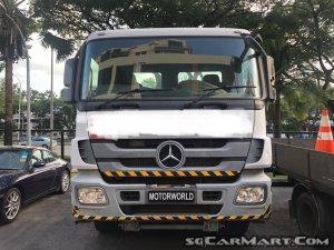 Mercedes-Benz Actros (New 10-yr COE)