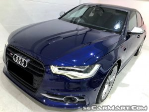 Audi S6 4.0A TFSI Quattro S-Tronic