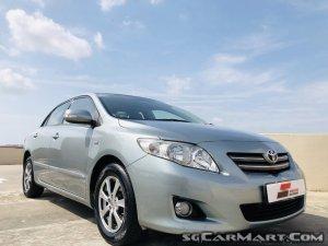 Toyota Corolla Altis 1.6A (COE till 09/2023)
