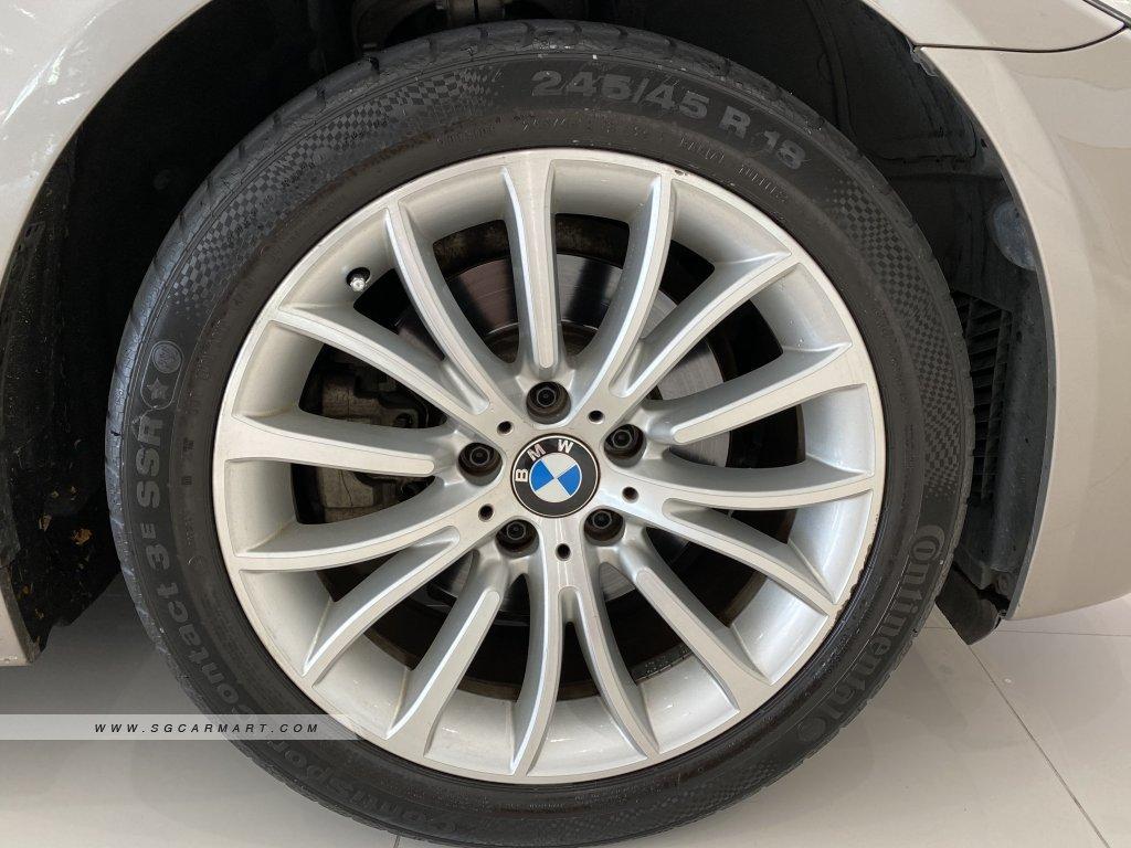 2015 BMW 520i