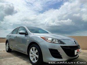 Mazda 3 1.6A (New 5-yr COE)