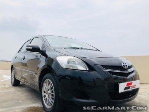 Toyota Vios 1.5A E (New 5-yr COE)