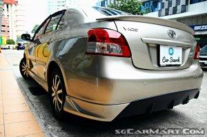 Toyota Vios 1.5A E (COE till 08/2023)