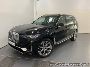 BMW X7 xDrive40i Pure Excellence 7-Seater