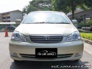 Toyota Corolla Altis 1.6A (OPC) (COE till 01/2026)
