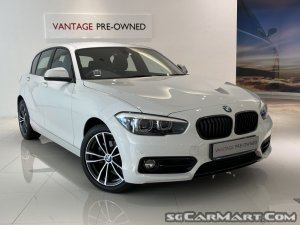 BMW 1 Series 118i 5DR