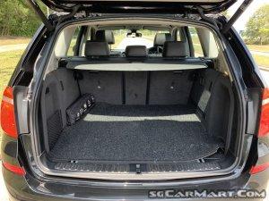BMW X3 xDrive35i Sunroof