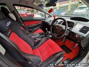 Honda Civic Type R 2.0M (COE till 11/2028)