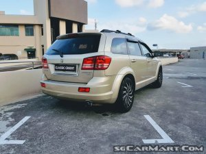Dodge Journey 2.4A SXT (COE till 08/2030)