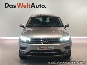 Volkswagen Tiguan 1.4A TSI Highline