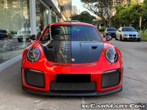 Porsche 911 GT2 RS PDK