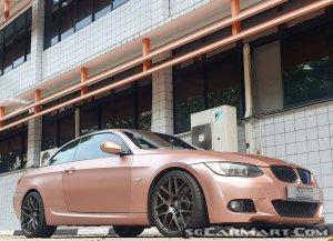 BMW 3 Series 335i Convertible M-Sport (New 10-yr COE)