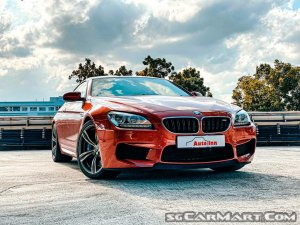 BMW M Series M6 Coupe