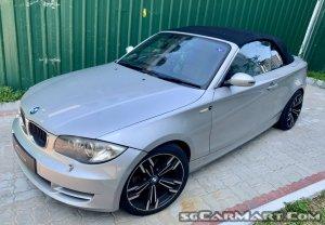 BMW 1 Series 120i Cabriolet (COE till 11/2028)