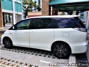 Toyota Estima Hybrid 2.4A X (COE till 10/2028)