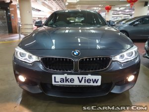 BMW 4 Series 435i Gran Coupe M-Sport