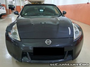 Nissan Fairlady 370Z Roadster (New 10-yr COE)