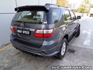 Toyota Fortuner 2.7A