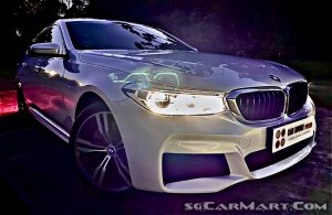 BMW 6 Series 640i Gran Turismo xDrive M-Sport