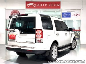Land Rover Discovery 4 Diesel 3.0A (New 10-yr COE)