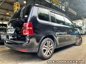 Volkswagen Touran Sport 1.4A TSI (New 10-yr COE)