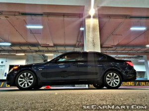 BMW 5 Series 523i XL (COE till 11/2027)