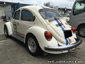 Volkswagen Beetle 1200 (COE till 04/2022)