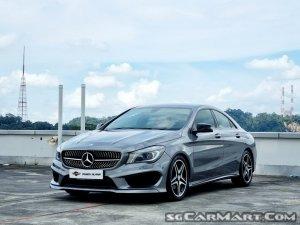 Mercedes-Benz CLA-Class CLA180 AMG Sport