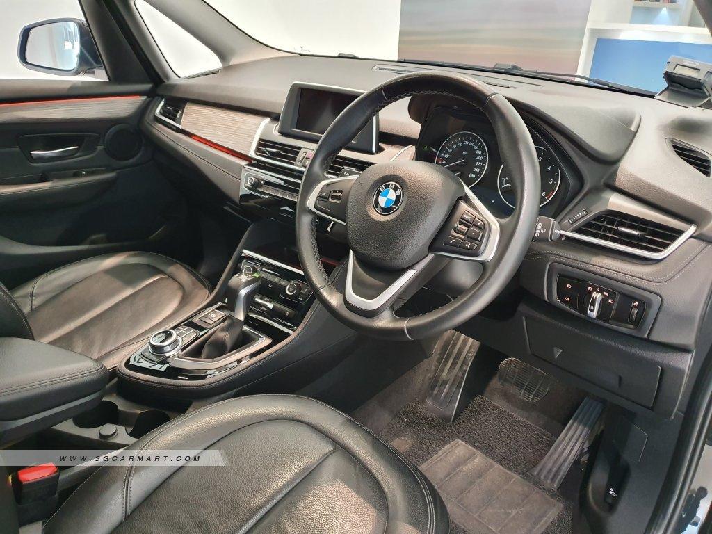 2017 BMW 216d Gran Tourer