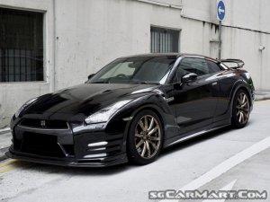 Nissan GTR 3.8A