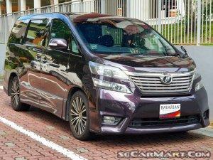 Toyota Vellfire 3.5A Z G-Edition (COE till 03/2030)