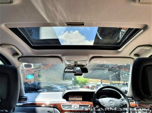 Mercedes-Benz S-Class S300L Sunroof (New 10-yr COE)
