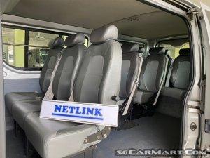 Toyota Hiace Commuter 2.5M (New 5-yr COE)
