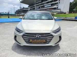 Hyundai Elantra 1.6A GLS Elite