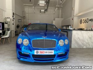 Bentley Continental GT 6.0A (COE till 10/2028)