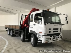 Isuzu CYH52T (COE till 02/2030)