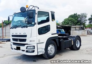 Mitsubishi Fuso Super Great FP51 (New 10-yr COE)