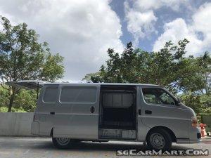 Nissan Urvan 3.0M (New 5-yr COE)