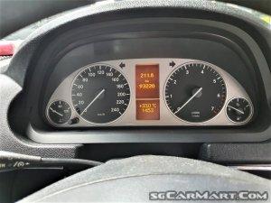 Mercedes-Benz B-Class B180 (COE till 03/2029)