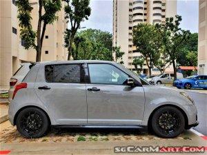 Suzuki Swift Sport 1.6M (COE till 01/2029)
