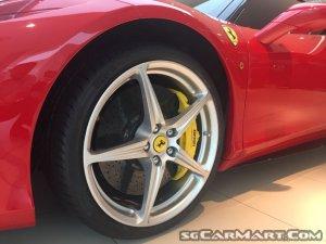 Ferrari 458 Italia (New 10-yr COE)