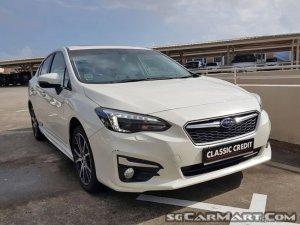 Subaru Impreza 4D 2.0i-S