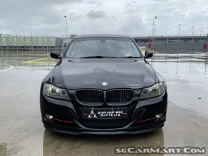 BMW 3 Series 318i Sunroof (New 10-yr COE)