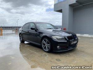 BMW 3 Series 318i Sunroof (New 10-yr COE)