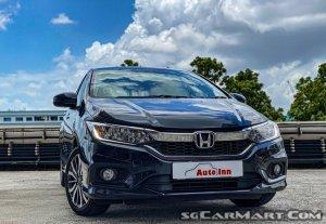 Honda City 1.5A SV